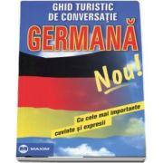Germana. Ghid turistic de conversatie, cu cele mai importante cuvinte si expresii