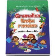 Gramatica limbii romane pentru clasa a IV-a (Editie 2018)