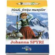 Heidi, fetita muntilor (Colectia elevi de 10 plus)