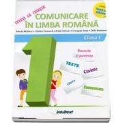 Inveti sa citesti! Comunicare in limba romana pentru clasa I - Colectia Inveti cu placere
