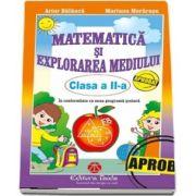 Matematica si explorarea mediului - Clasa a II-a. In conformitate cu noua programa scolara (Editie 2018)