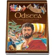 Odiseea - Intoarcerea eroului Ulise acasa, pe Insula Itaca