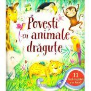 Povesti cu animale dragute - 11 intamplari cu haz!