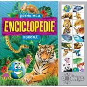 Prima mea enciclopedie cu sunete - Carte cu sunete