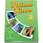 Prime Time 2. Workbook and grammar book with digibook app