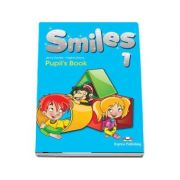 Smileys 1, Pupils Book. Manual pentru clasa a I-a