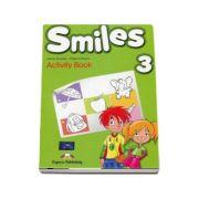 Smileys 3, Activity Book. Caiet pentru clasa a III-a