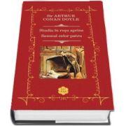 Studiul in rosu aprins. Semnul celor patru de Conan Doyle