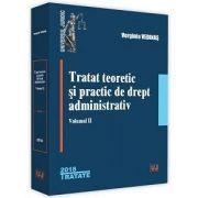 Tratat teoretic si practic de drept administrativ, Volumul II (Verginia Vedinas)