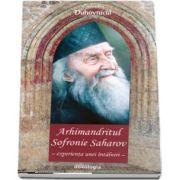 Arhimandritul Sofronie Saharov-experienta unei intalniri