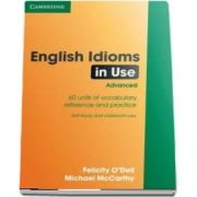 English Idioms in Use Advanced Book with Answers. Second Edition