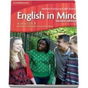 English in Mind. Audio CD, Level 1