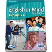 English in Mind. DVD, Level 4