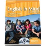 English in Mind. Students Book, starter