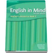English in Mind. Teachers Resource Book, Level 2