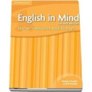 English in Mind. Teachers Resource Book, starter