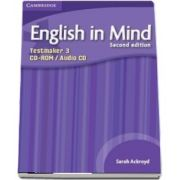 English in Mind. Testmaker CD-ROM and Audio CD, Level 3