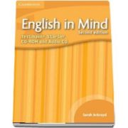 English in Mind. Testmaker CD-ROM and Audio CD, starter