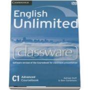 English unlimited advanced classware DVD