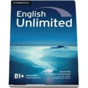 English unlimited intermediate. Testmaker CD-ROM and audio CD