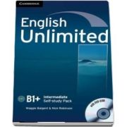 English unlimited intermediate. Workbook with DVD