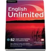 English Unlimited Upper Intermediate. Coursebook with e-Portfolio and Online Workbook Pack