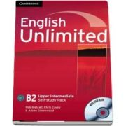 English Unlimited Upper Intermediate. Self-study Pack, Workbook with DVD
