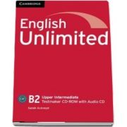 English Unlimited Upper Intermediate. Testmaker CD and Audio CD