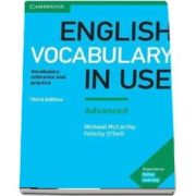 English Vocabulary in Use. Advanced Book with Answers