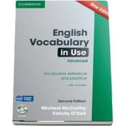 English Vocabulary in Use Advanced with CD-ROM. Vocabulary Reference and Practice