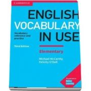 English vocabulary in use elementary. Book with answers