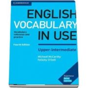 English vocabulary in use upper-intermediate. Book with answers