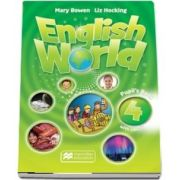English World Level 4 Pupil's Book with eBook