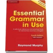Essential grammar in use with answers. A self-study reference and practice book for elementary learners of english