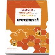 Exercitii si probleme pentru cercurile de matematica clasa a III-a.