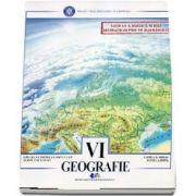 Geografie, manual pentru clasa a VI-a. Terra - elemente de geografie umana. Europa (Editia a II-a, revizuita)