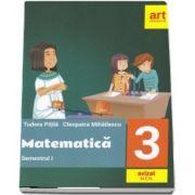 Matematica pentru clasa a III-a, semestrul I - Activitati de recapitulare si evaluare la sfarsitul fiecarei unitati (Editie 2018)