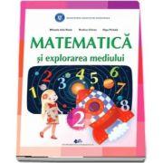 Matematica si explorarea mediului, manual pentru clasa a II-a - Olga Piriiala