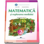 Matematica si explorarea mediului, manual pentru clasa a II-a - Tudora Pitila si Cleopatra Mihailescu