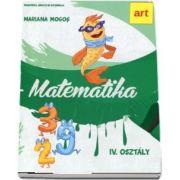 Matematika IV. Osztaly. Manual de matematica, clasa a IV-a (Versiune in limba maghiara)
