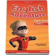 New English Adventure level 2. Pupils Book and DVD
