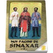 Noi pagini de Sinaxar II