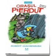 Robert Quackenbush, Orasul pierdut (seria Misterele lui Miss Mallard)