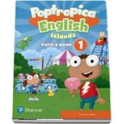 Poptropica English Islands Level 1. Pupil's Book