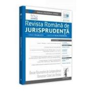 Revista romana de jurisprudenta nr. 2/2018