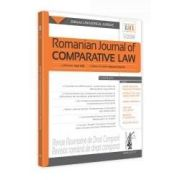 Romanian Journal of Comparative Law nr. 1/2018