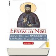 Sfantul Efrem cel Nou. Marturii ale minunilor savarsite in zilele noastre. Vol. 2