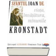 Sfantul Ioan de Kronstadt: viata, invatatura, minunile