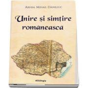 Unire si simtire romaneasca