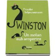 Winston - Un motan sub acoperire (Editie brosata)